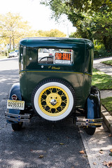 "Vintage '31 Ford Model ""A"" Tudor Sedan - 3 (Surreal-Journey) Tags: ford modela us newjersey unitedstates americana monmouthcounty godblessamerica jerseyshore classiccars vintageautomobiles classicautomobiles fordmodela allenhurst fordmotorcompany tudorsedan historicautomobiles nikonafsnikkor28300mmf3556gedvr nikond610 curbsideamerica"