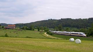 403 017 und 403 525 DB Fernverkehr