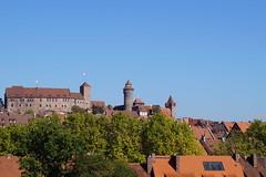 (Sebalder) Tags: nrnberg kaiserburg burgblick