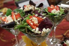 Martini Glass Salad