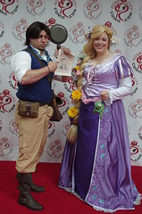 RCCC 2015 JPEG - 1556 (Photography by J Krolak) Tags: oregon portland costume cosplay masquerade rapunzel comicconvention flynn tangled