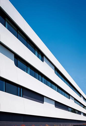 フォスター電機本社ビルの写真