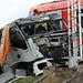 Zugunglück - LKW prallt in LOK