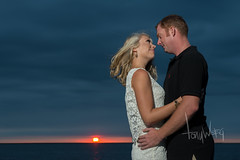 The Engagement of Courtney and Jon (Tony Weeg Photography) Tags: wedding love engagement jon photographer married courtney maryland tony lovers be lovebirds engaged crisfield weeg
