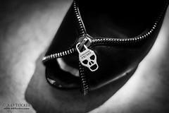LIttle Black Shoe (a.o.tucker) Tags: black shoes highheels alexandermcqueen