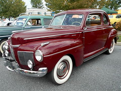 1941 Mercury Coupe (splattergraphics) Tags: mercury coupe 1941 carshow hersheypa aaca antiqueautomobileclubofamerica aacaeasterndivisionfallmeet