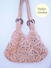 P9270322 (tejidoscirculos) Tags: bag crochet cartera bolso ganchillo uncinetto fatbag hakeln