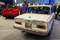 Alfa Romeo Giulia TI Super (Lucinho Photography) Tags: auto canon photography eos super moto alfa romeo alfaromeo ti giulia padova epoca 2015 lucinho 18135mm 60d efs18135mmis
