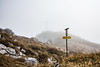(-=AMF=-) Tags: autumn winter mountain mountains berg fog clouds nebel hiking herbst wolken hike berge zwiesel bersteigen