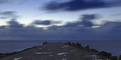 Norden (meistermacher) Tags: nordsee d200 nikon landscape helgoland cloud einfarbig 2470 f28 seaside shore nikkor nature art light clouds sea blue dirkfietzfotografie aflickrexplorephoto theunforgettablepictures coastal