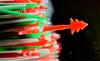 Even My Toothpicks Are Christmassy! (WilliamND4) Tags: macro nikon v3 toothpicks nikon1 tokina100mmf28atxprod tokina100mmf28lens macrounlimited nikonv3