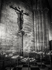 20151006-0239-Edit (www.cjo.info) Tags: people blackandwhite bw sculpture man paris france building art monochrome statue stone architecture digital blackwhite europe candle cross interior stonework religion gothic olympus carving notredame software technique oldbuilding europeanunion westerneurope jesuschrist hteldeville frenchgothic crucifiction ledelacit geolocation votivecandle churchcathedral m43 cathdralenotredamedeparis religiousbuilding 4tharrondissement 4mearrondissement geo:lat=488532 geocity silverefexpro microfourthirds geocountry camera:make=olympusimagingcorp geostate exif:make=olympusimagingcorp exif:aperture=49 olympusmzuikodigitaled918mmf4056 silverefexpro2 m43mount exif:lens=olympusm918mmf4056 nikcollection olympusomdem10 exif:isospeed=3200 exif:focallength=14mm camera:model=em10 exif:model=em10 geo:lon=2349695