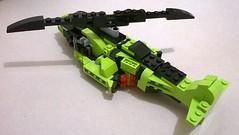 2 (ezrawibowo) Tags: robot lego transformers scifi mecha mech moc legoformer