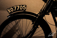 Old Style (LC_24) Tags: uk shadow england bike museum nikon sombra motor coventry d7100
