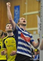 BW_Dalto_151219_102_DSC_7340 (RV_61, pics are all rights reserved) Tags: amsterdam korfbal blauwwit dalto korfballeague robvisser rvpics blauwwithal