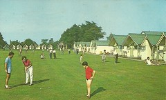 Maddiesons Hemsby Holiday Camp (later Pontins) (trainsandstuff) Tags: vintage postcard retro pontins holidaycamp hemsby maddiesons
