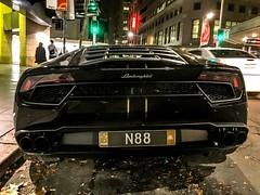 The brand new Lamborghini Huracan!