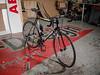 PC110769 (daniel kuhne) Tags: rennrad roadbike cannondale winterfest inspektion reinigung pflege fahrrad sport meanmachine