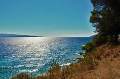 Brac (Martina Santucci) Tags: croazia croatia hrvatska isola island bol brac brazza natura nature blue blu light lights luce mare sea view vistapanoramica landscape panorama