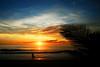 Sunrise on Paradise (Klauss Egon) Tags: ubatuba canon brasil brazil sun sunny sol praia beach toninhas eos400d solnascendo sunrise shadow silhouete silhueta sombra céu