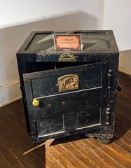 L. G. Murphy & Co. Safe (Serendigity) Tags: lincoln wildwest historic museum safe unitedstates newmexico town usa