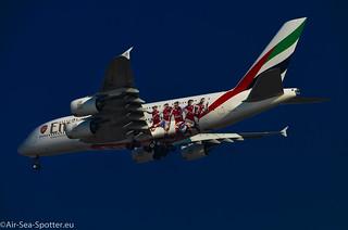 Airbus A380-800 A6-EUA