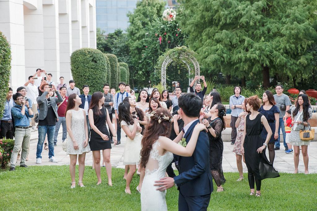 028台中中僑 戶外婚禮