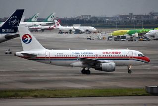 China Eastern Airlines B-6432