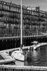 Moored (Marcel Weichert) Tags: atlanticocean boat boston mar marina oceanoatlântico sailingboat sea usa massachusetts unitedstates us