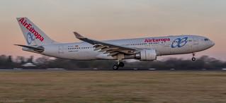 Air Europa A330-202 EC-KTG