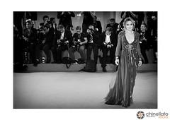 Carolina Crescentini (ChinellatoPhoto) Tags: venezia venice venicefilmfestival mostradelcinemadivenezia ritratto portrait blackwhite cinema attore attrice regista director venezia73 carolina crescentini carolinacrescentini