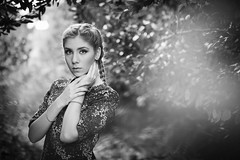 Ludovica Salomone (claudiosurf) Tags: model roma rome villa celimontana fuji xt2 56mm apd beauty federica lipari elena anna maria battista