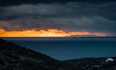 Winter sun 2 (michald*) Tags: sunset greece paros travel antiparos parikia cyclades sonya7rii