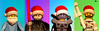 I am Santa (bs1ffm) Tags: lego legography littepeople xmas santa toys toyphotography tabletopphotography toy brick brickography bricks studio spielzeug weihnachten