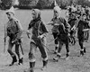 Robin and his merry men (theirhistory) Tags: boys children costume turnedover wellies hat garment leggins tights rubberboots