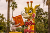 Books Bring Us Together (Thad Zajdowicz) Tags: roseparade pasadena california zajdowicz festive color street urban city canon eos 5d3 5dmarkiii dslr digital availablelight lightroom 2017 people outdoor outside books giraffe mouse face eyes glasses yellow