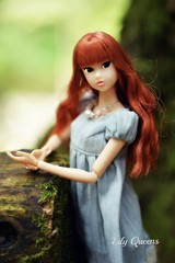 Amoreen (♥ Lily Queens ♥) Tags: amoreen momoko minna de tsukuru fan vote doll 2012