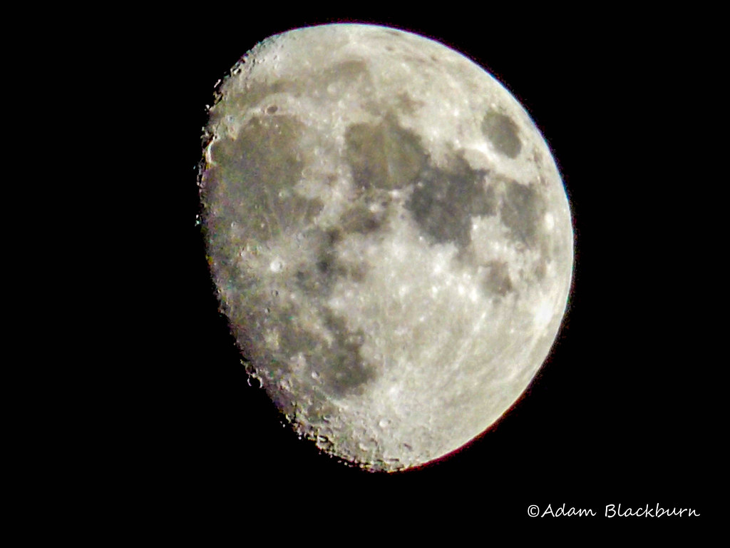 nasa night sky mezza luna - photo #7
