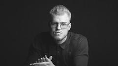 Michał (Tomasz Żdanuk) Tags: man model black white elegance studio strobe incompletestrobistinfo removedfromstrobistpool seerule2