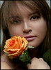 Fuji 160ns (Epstudio_) Tags: mamiyarz67proii sekor25045apo mamiyarz rz67 6x45 rose woman portrait analoge film fuji 160ns scan epsonv700