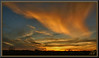 In the west (WanaM3) Tags: wanam3 sony a700 sonya700 texas houston elfrancoleepark park outdoors vista landscape clouds dusk sunset twilight