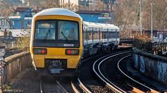 465006 (JOHN BRACE) Tags: 1991 brel york built networker class 465 emu 465006 seen peckham rye station southeastern livery