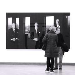 Les maîtres du monde (_ Adèle _) Tags: belgique bruxelles bozar musée exposition photographies visages facesnow personnages industriels financiers directeurs patrons nb noiretblanc bw blackandwhite monochrome