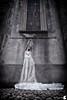 Presence (TsukiUsagi Photo) Tags: valentina baldin sabrina generelli tsuki usagi photo castello castle vogogna wedding dress vestito sposa ghost fantasma presence presenza spirito girl ragazza donna woman blonde bionda dark darkness scuro oscurità buio night notte persone surreale