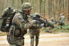 Übung Feldberg (Offizieller Auftritt der Bundeswehr) Tags: jägerbataillon292 jäger infanterie deutschfranzösischebrigade übungfeldberg2016 g36a1 sturmgewehr bergen niedersachsen deutschland