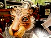 1950's Esso tiger statue / vintage advertising (delmarvausa) Tags: orangetiger advertising esso gasstation vintage essotiger vintageadvertising gasstations iconic brands 1950s branding iconictiger orangeessotiger fuel gasstationadvertising vintagestatue statue tigerstatue 1950sadvertising tuckahoegasandsteamassociation tuckahoegasandsteamshow easternshore maryland delmarvapeninsula tractorshow tuckahoegasassociation tractors tuckahoegasandsteam eastonmd eastonmaryland