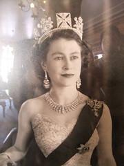Queen Elizabeth 🇬🇧how very Beautiful . (JAMES @ studio 136) Tags: queenelizabeth