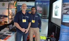 TSB marine investigators at the Western Silvicultural Contractors' Association (WSCA) Annual Conference in Victoria, BC (TSBCanada) Tags: tsb marine investigators wsca conference victoria bc