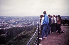 View from Fredrikstens fortress in Halden (Franz Airiman) Tags: norge norway halden 1983 fortress fästning fredriksten