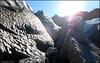 Thème contre jour (Cath'art Photography) Tags: glacier glacière glace chamonix mont blanc montblanc alpinisme climbing